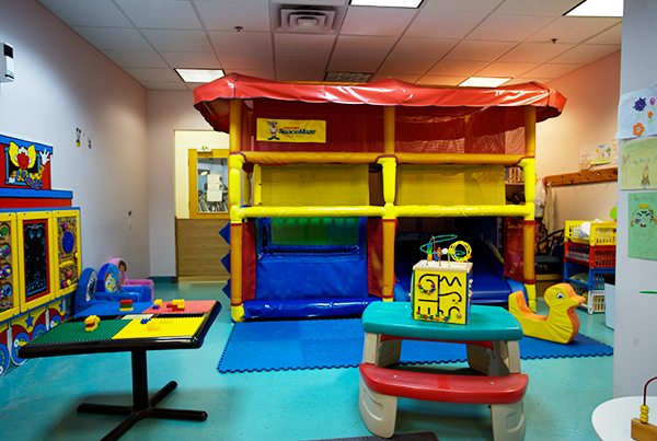 Onsite Childcare Womens Fitness Clubs Of Canada