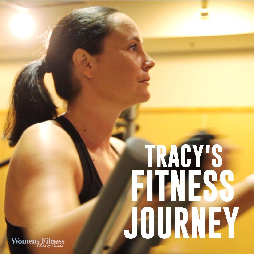 Tracy's Fitness Journey