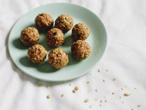 Nut-Free Energy Balls