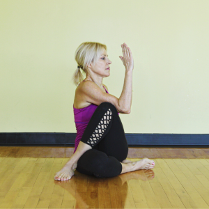Half Lord of the Fishes Pose - Yoga For Better Digestion - Square