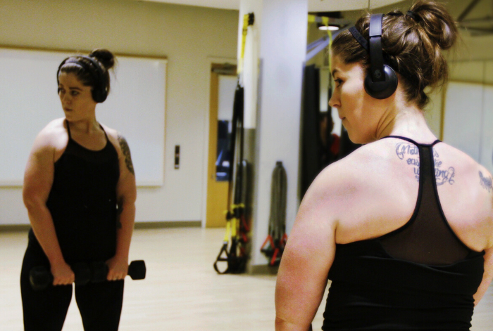 Shana Manning WFCC Fitness Journey
