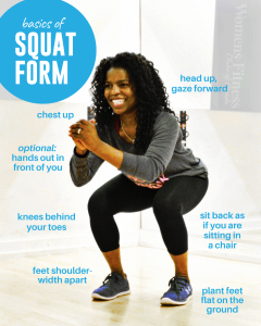 Fast Fitness Form: Squat